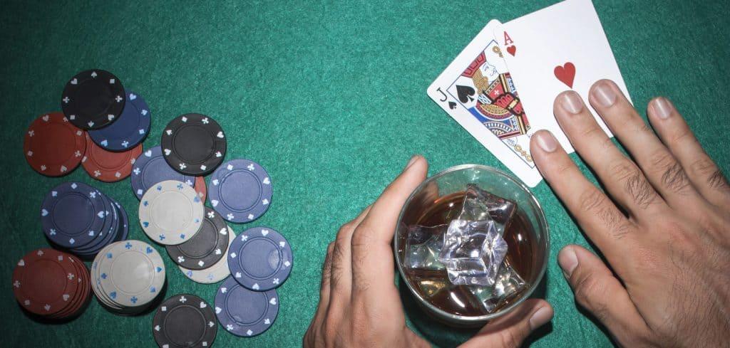 Online Casino mit Blackjack