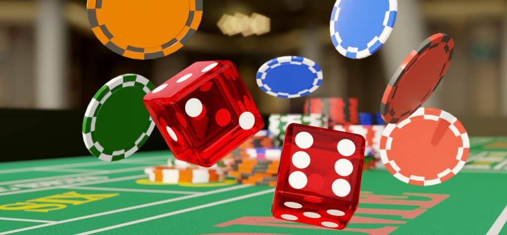 Online Casino mit Craps